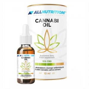 Allnutrition Cannabi Oil 10ml 15% CBD