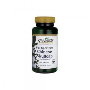 Chinese Skullcap 400mg 90c