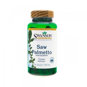 Saw Palmetto 100 kaps 540mg