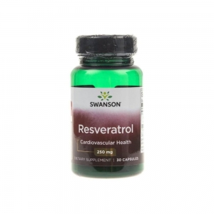 Resweratrol 30 kaps 250mg