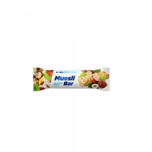 Allnutrition MUESLI BAR 30g HAZELNUT