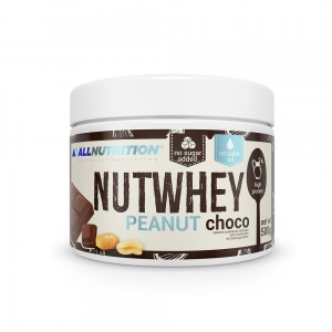 Allnutrition NUTWHEY 500g PEANUT CHOCOLATE