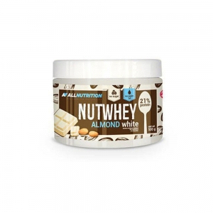 Allnutrition NUTWHEY 500g ALMOND WHITE