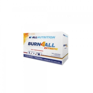 Allnutrition BURN 4 ALL EXTREME NEW 120 kap