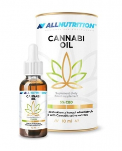 Allnutrition Cannabi Oil 10ml 5% CBD