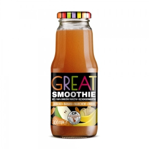 SMOOTHIE jabł-ban-mar-imb NFC 300ml