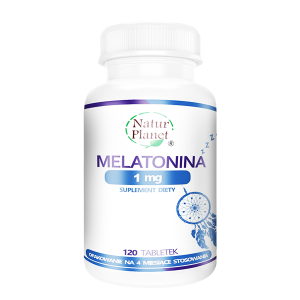 Melatonina 1mg 120tab