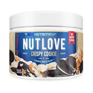 Allnutrition NUTLOVE 500g CRISPY COOKIE