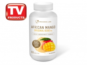 WISH African Mango 12000mg 60 tabl